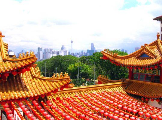Kuala Lumpur - Thean Hou Temple 1