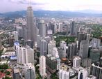Kuala Lumpur - View from Menara Tower