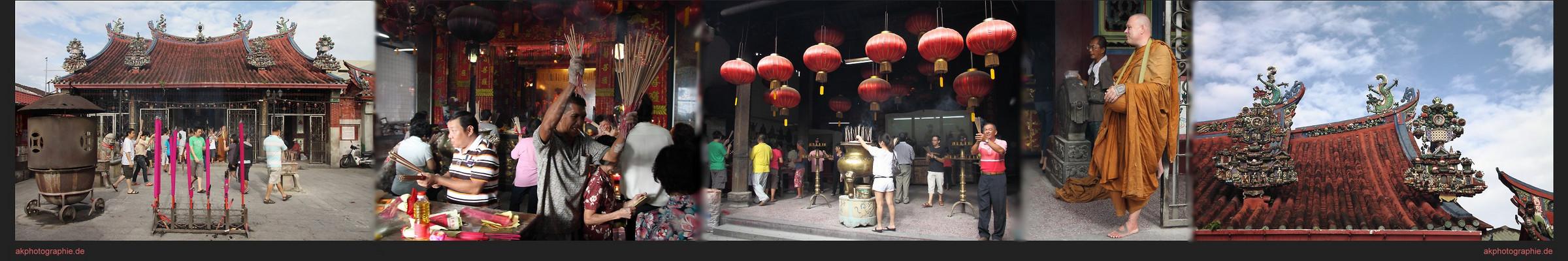 Kuan Yin Temple - Georgetown (Penang)