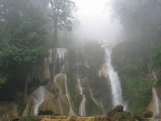 Kuang Xi - Wasserfall