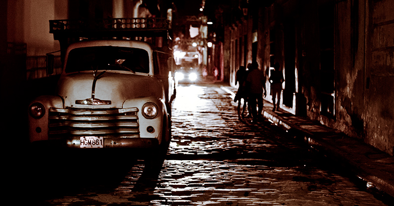 Kuba kurz vor Fidel Castros Abtritt