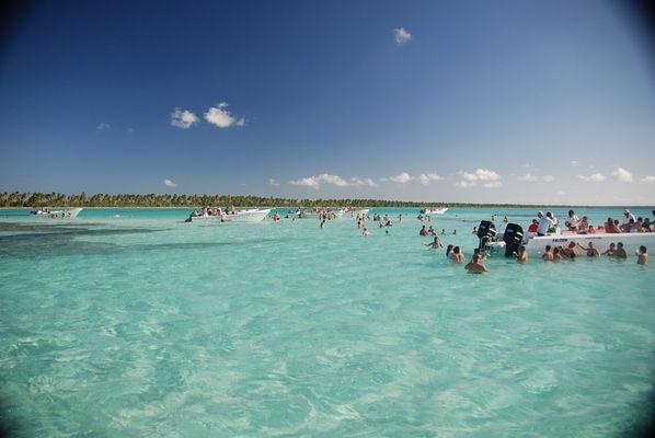 Kuba Libre im Meer