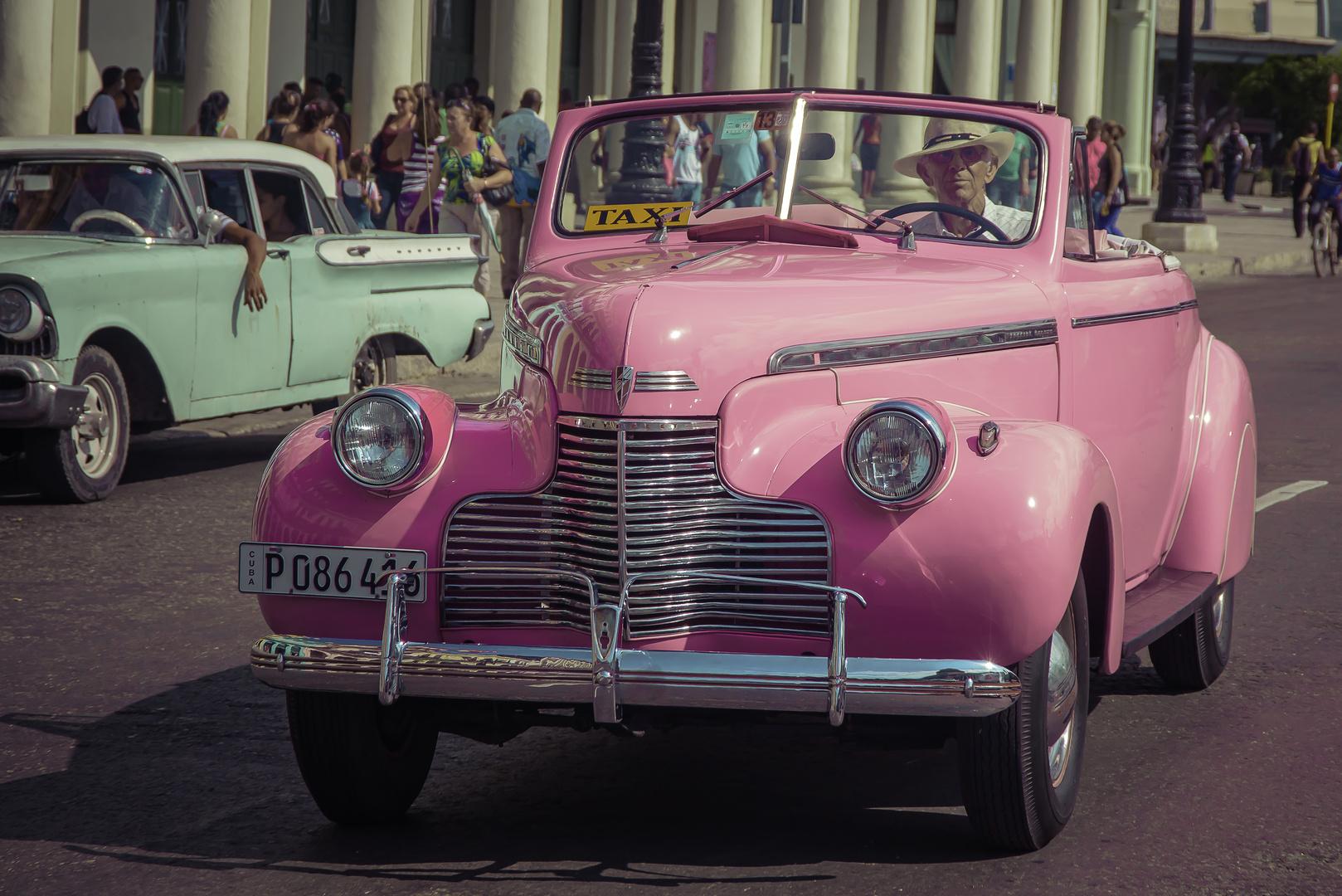 KUBA Oldtimer im Einsatz