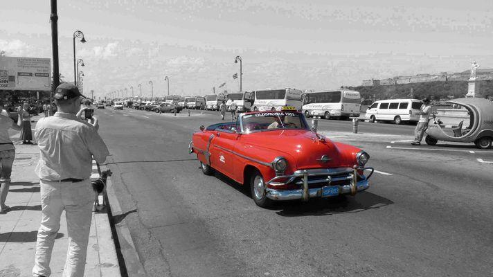 Kuba Oldtimerland