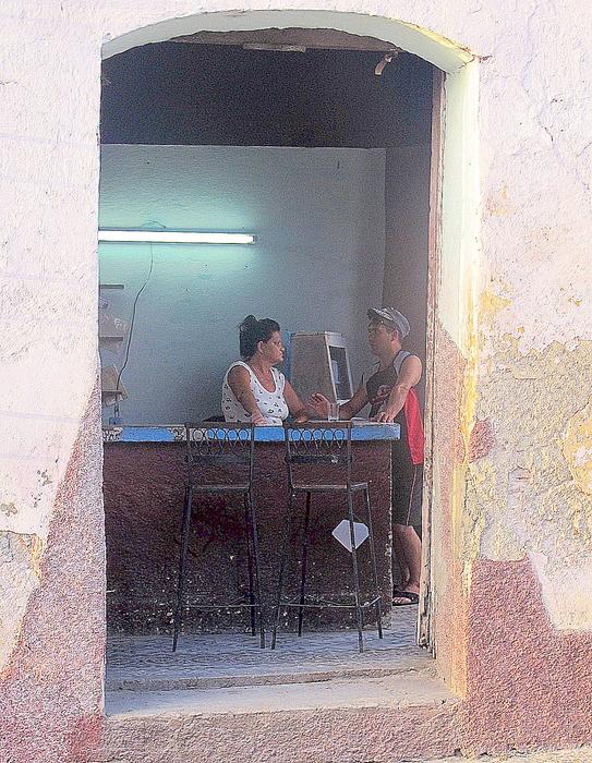 Kubanische Bar