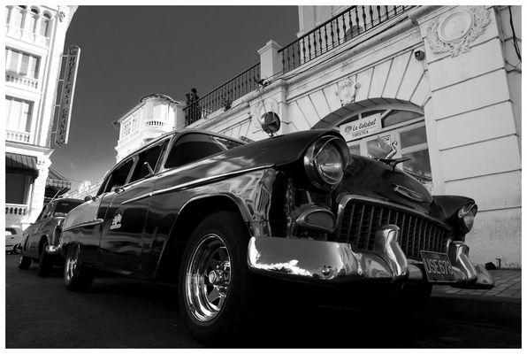 Kubanische Oldtimer