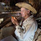 Kubanischer Tabak-Bauer