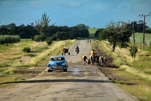Kubas Strassenverkehr