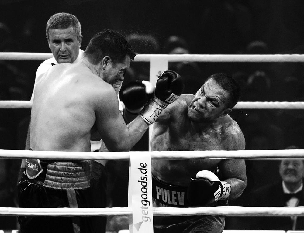 Kubrat Pulev vs Alexander Dimitrenko II