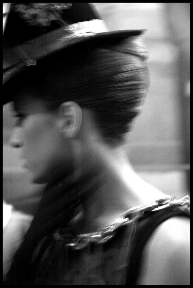 Kubrick's Lady