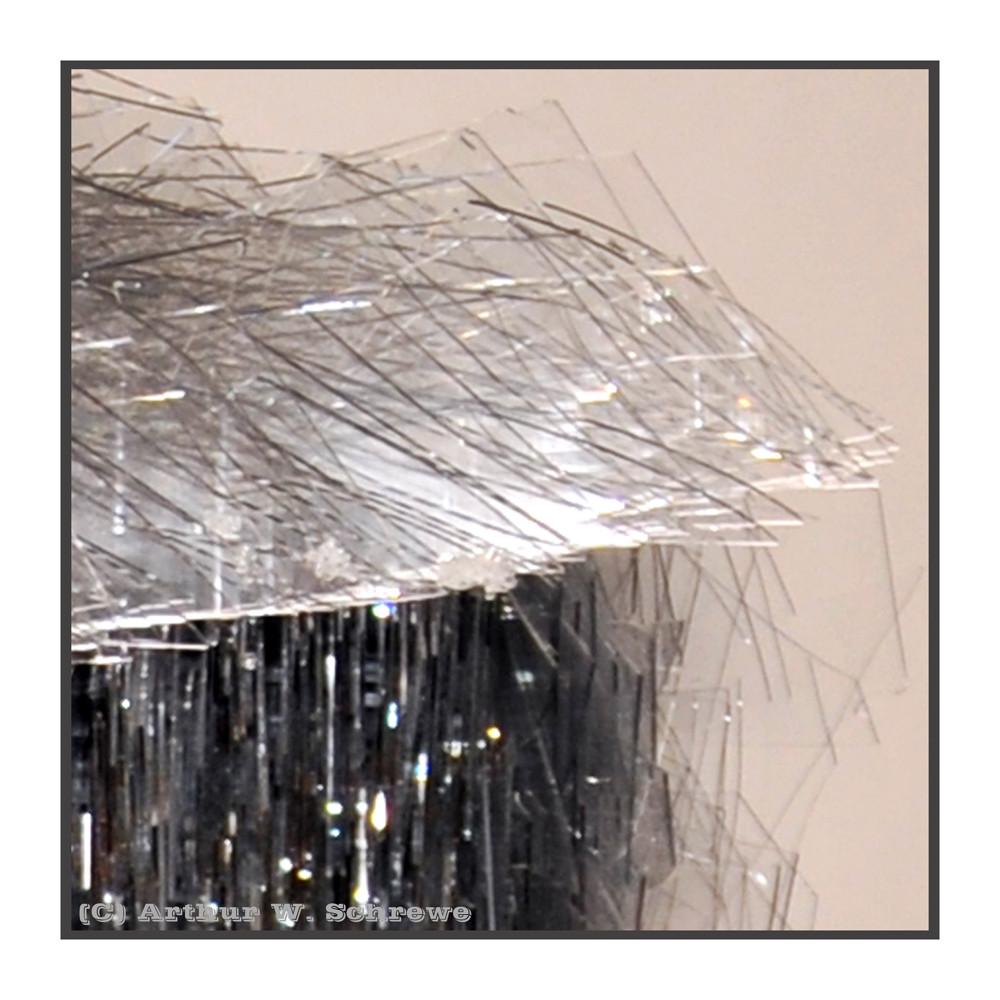 KUBUS - Glasplastik - Detail