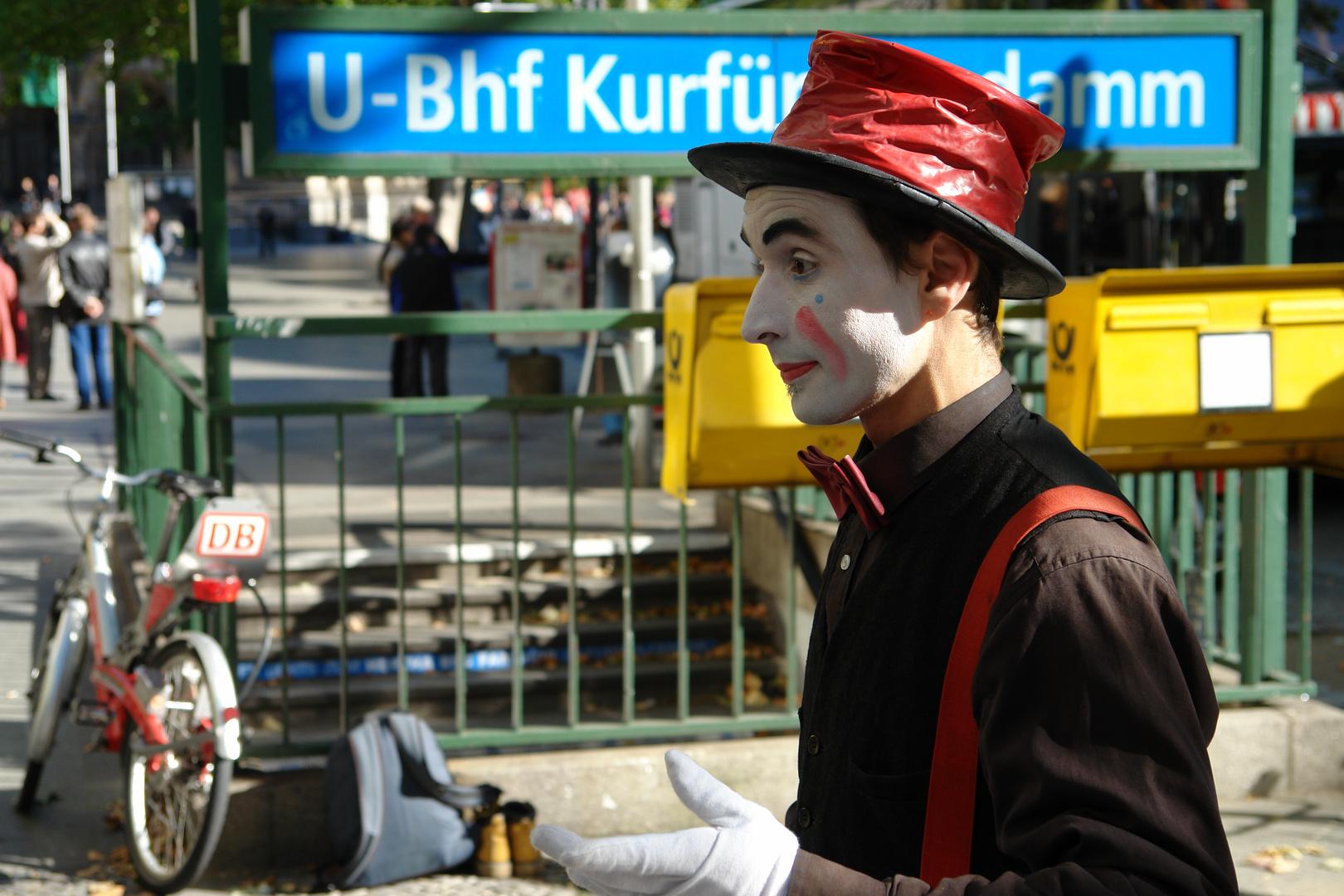 Kudamm Clown