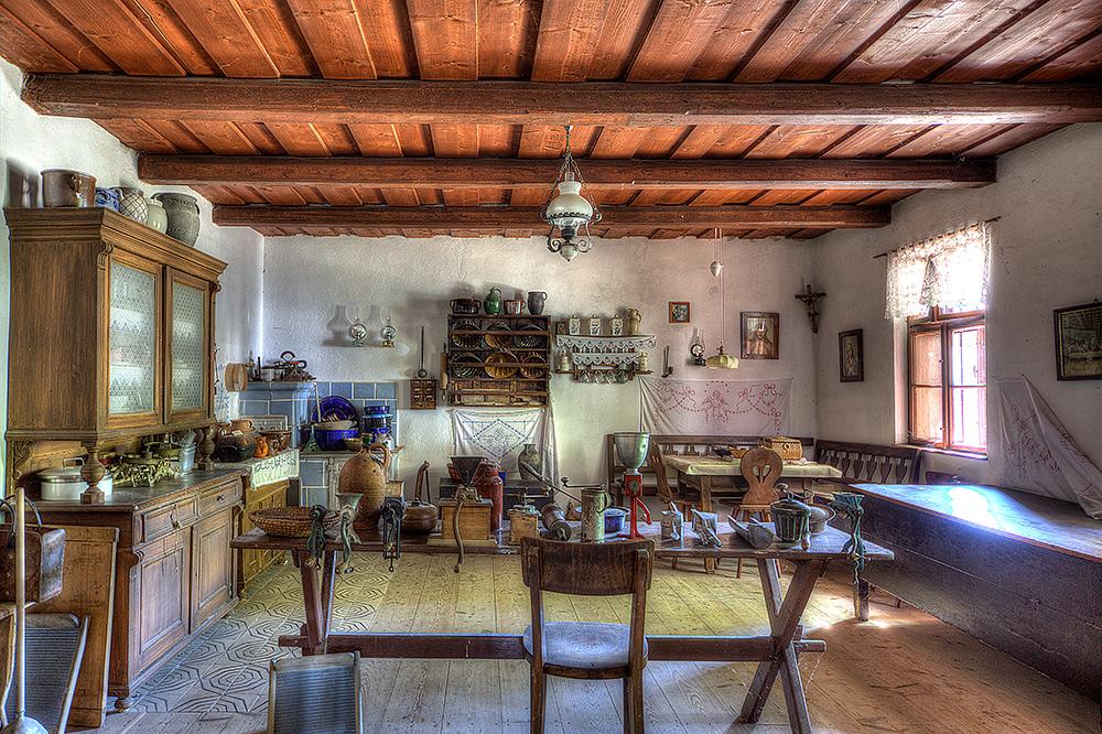 Küche im Südmährenhof