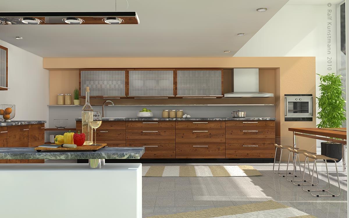 Küche....die letzte....