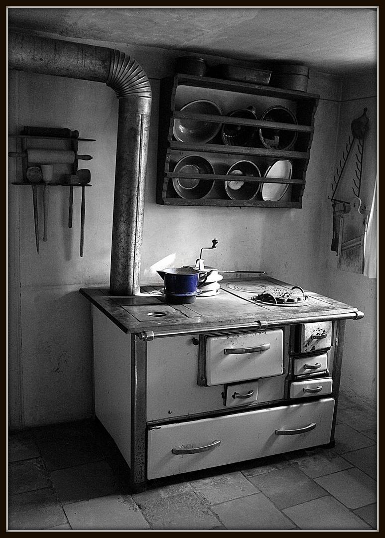 Küchenherde 3