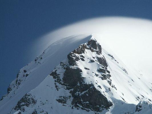 Kühle Jungfrau