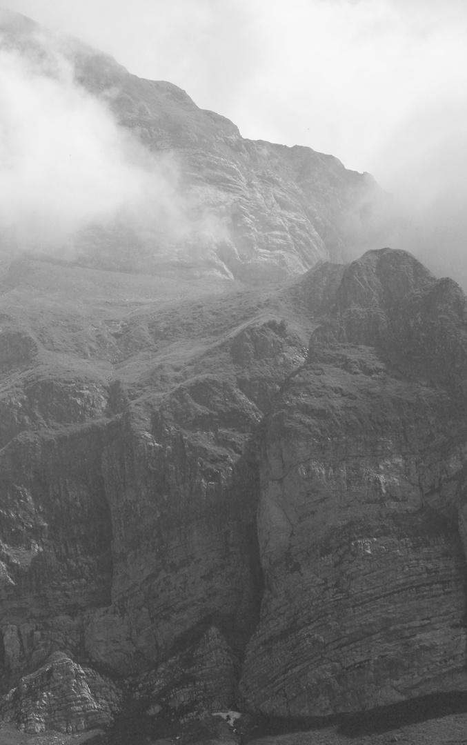 kühles Gebirge