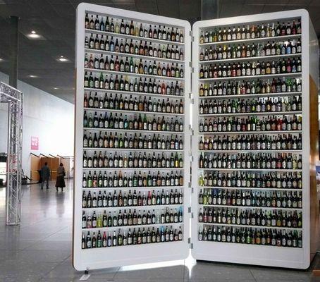 Kühlschrank satt