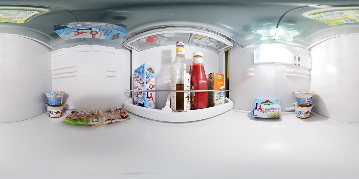 Kühlschrankpanorama