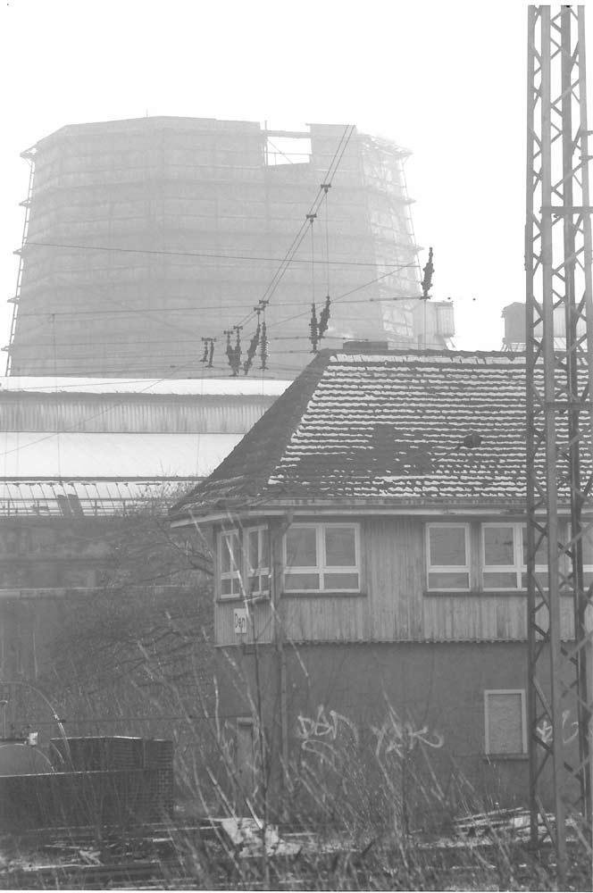 Kühlturm der Westfalenhütte in Dortmund