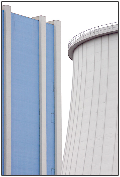 Kühlturm I.