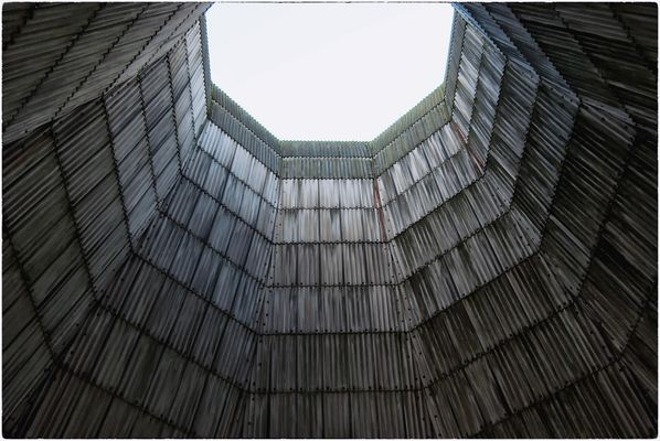 Kühlturm Kohleschacht