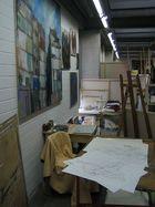 Künstler-Atelier