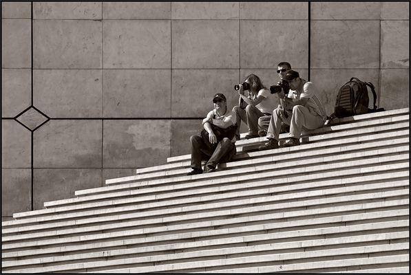 Künstler-Treppe