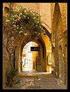 Künstlergasse in Jaffa