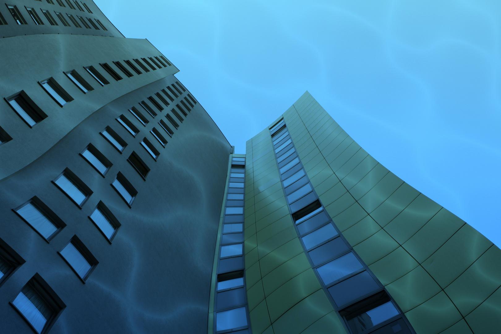 Künstlerische Architektur.