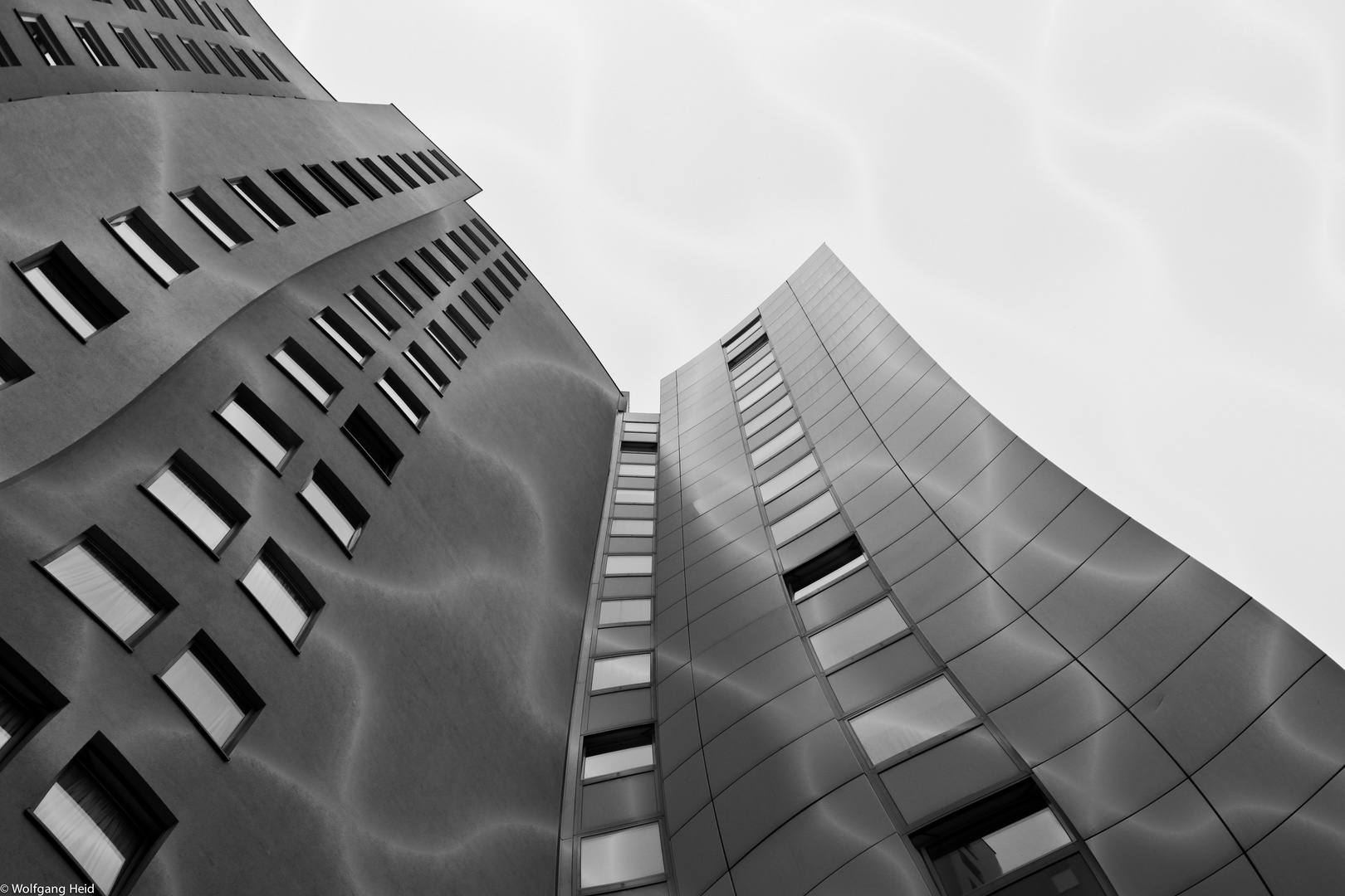 Künstlerische Architektur. SW