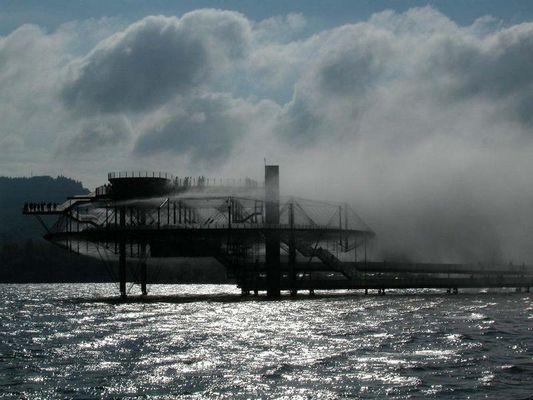 Künstliche Wolke