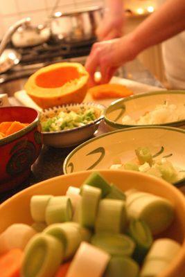 Kürbissuppe - so wird sie gemacht