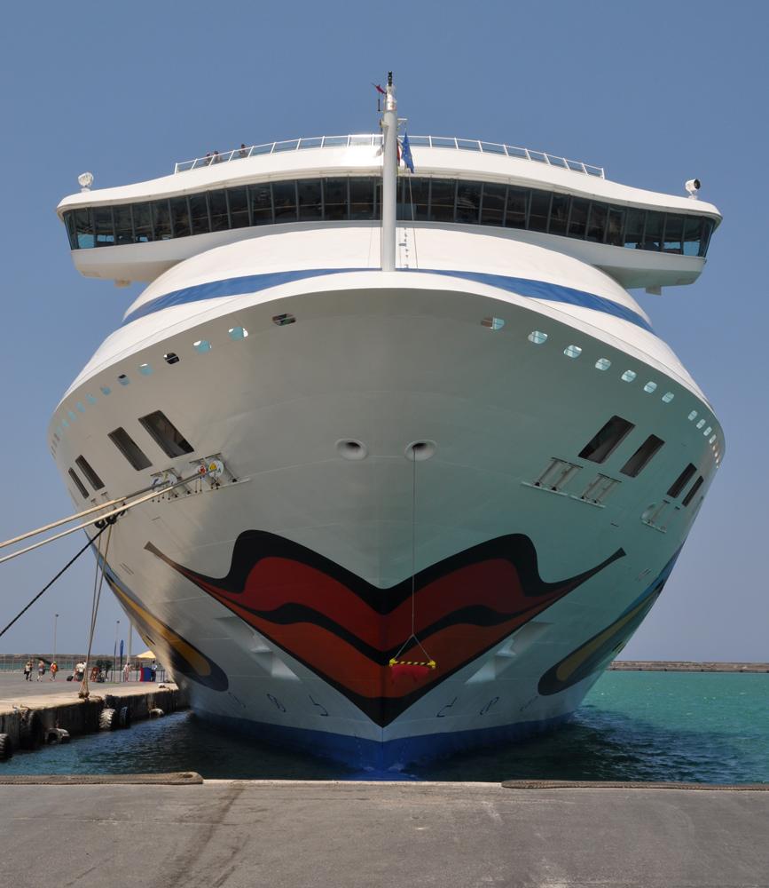 Küss mich, ich bin ein Schiff!!