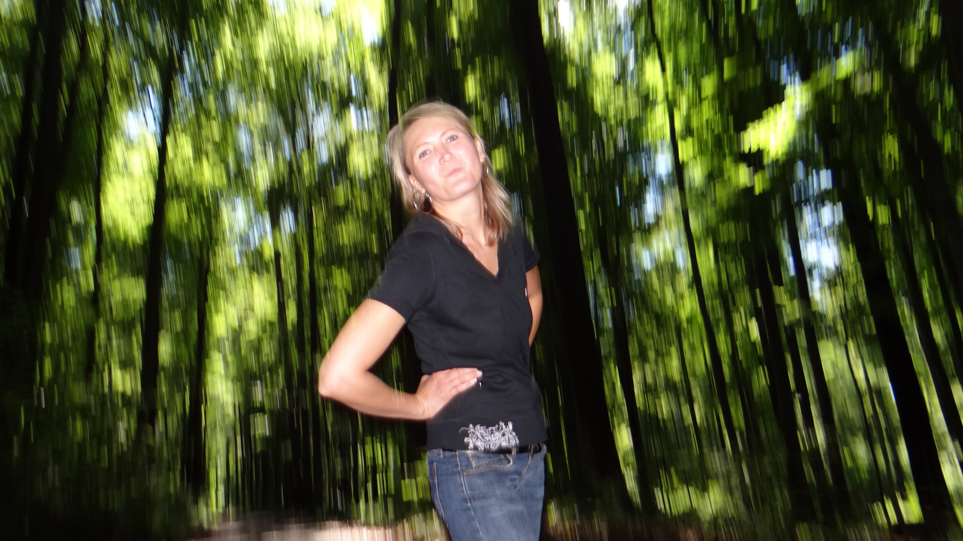 Küsschen aus dem Wald