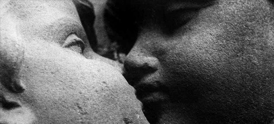 küssende engel