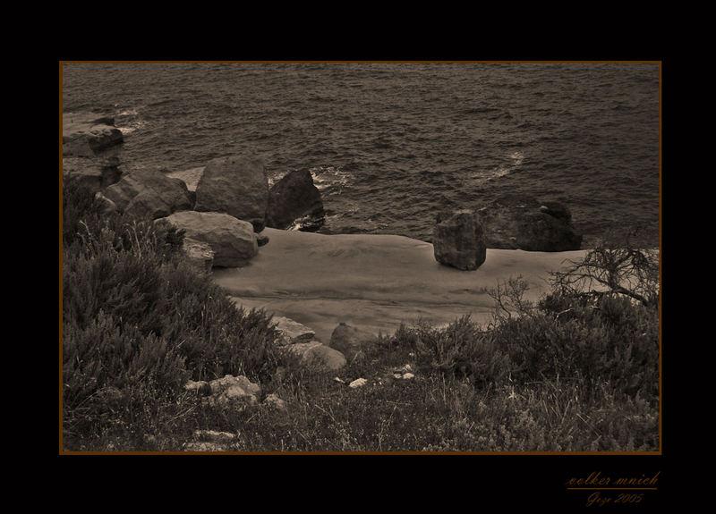 Küste auf Gozo