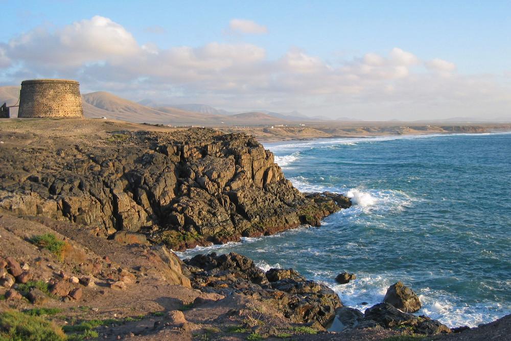 Küste bei El Cotillo
