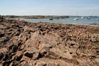 Küste bei Pointe de l`Arcouest (2)
