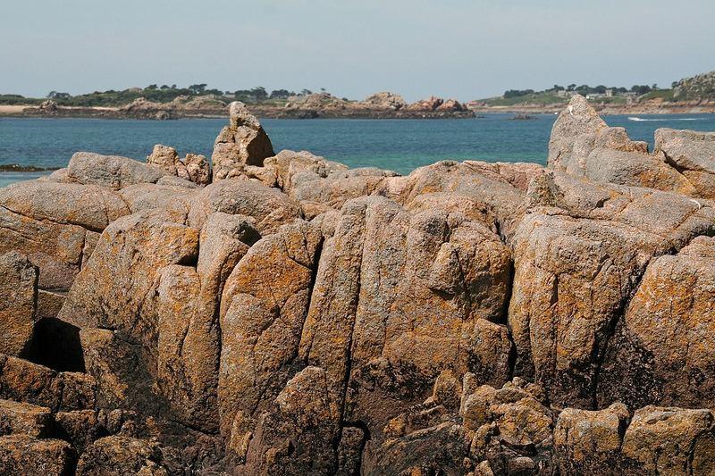 Küste bei Pointe de l`Arcouest (4)