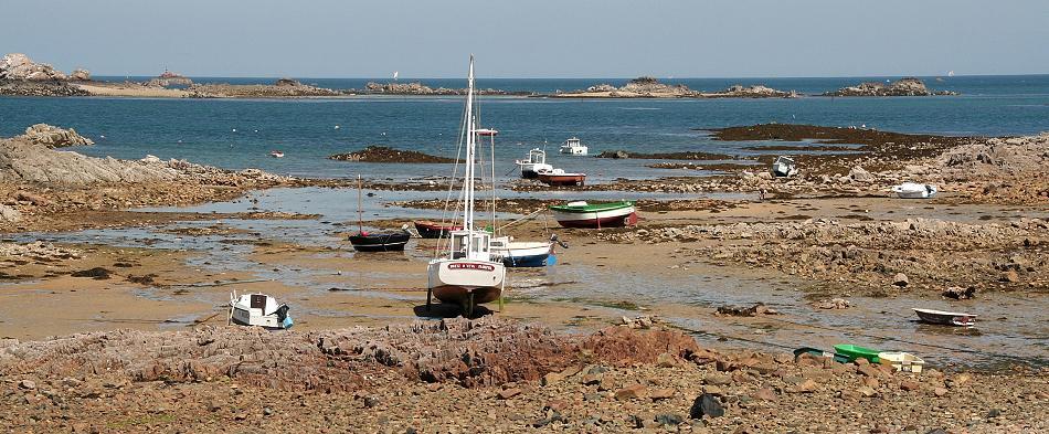 Küste bei Pointe de l`Arcouest (5)