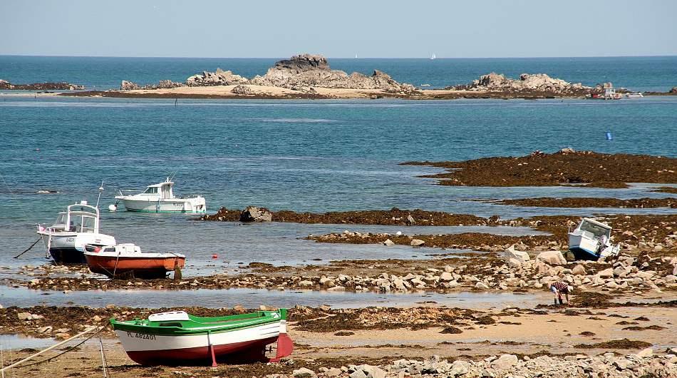 Küste bei Pointe de l`Arcouest (8)