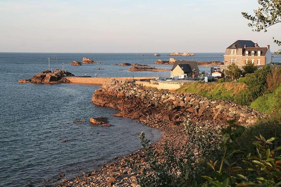 Küste bei Pointe de l`Arcouest (9)