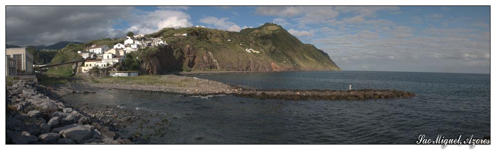 Küste bei Povoacao (Sao Miguel, Azoren)