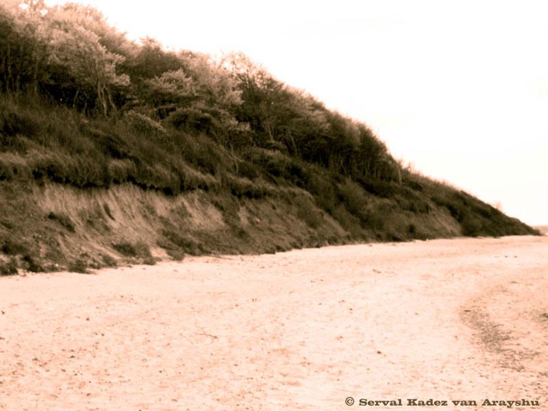 Küste der Gespenster