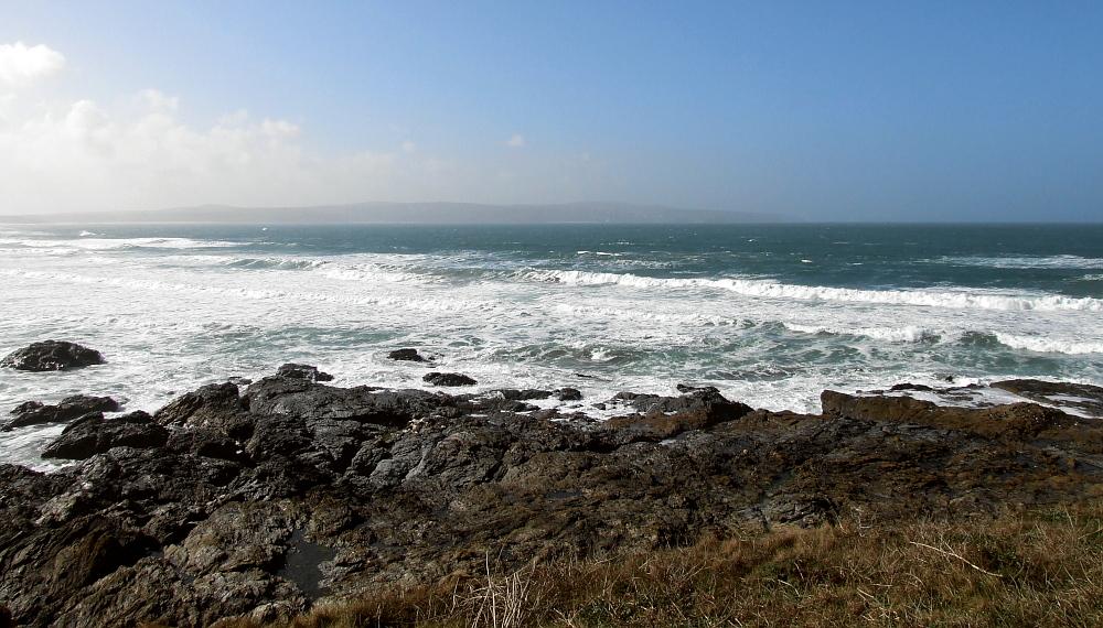 Küste pur - ohne Schnörkel