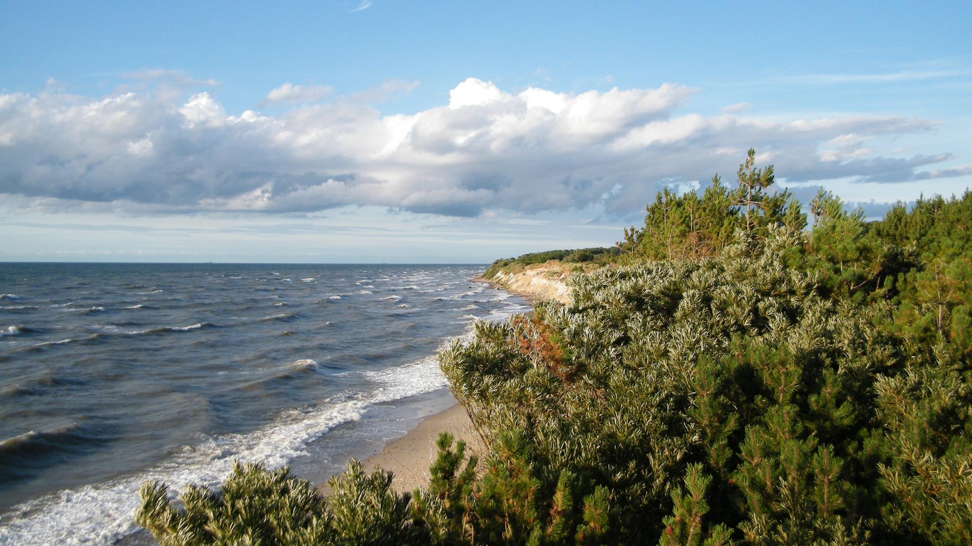 Küste und Meer