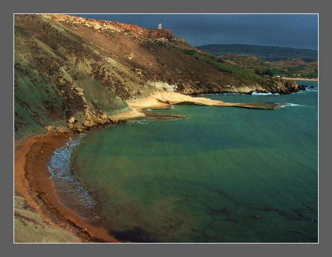 Küste von Malta