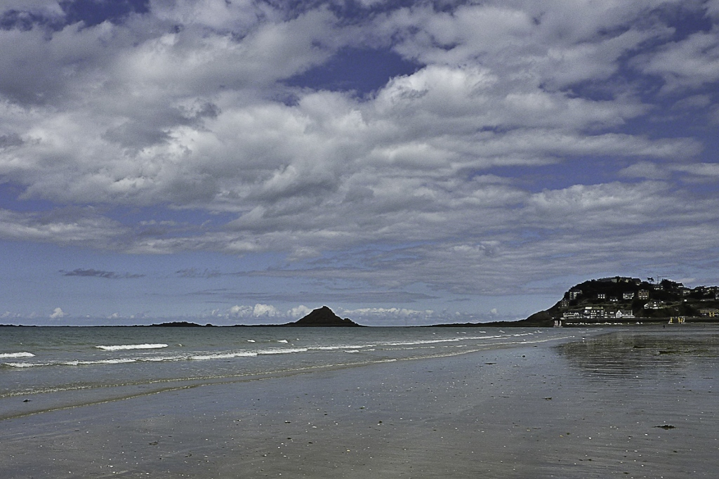 Küsten der Bretagne 11