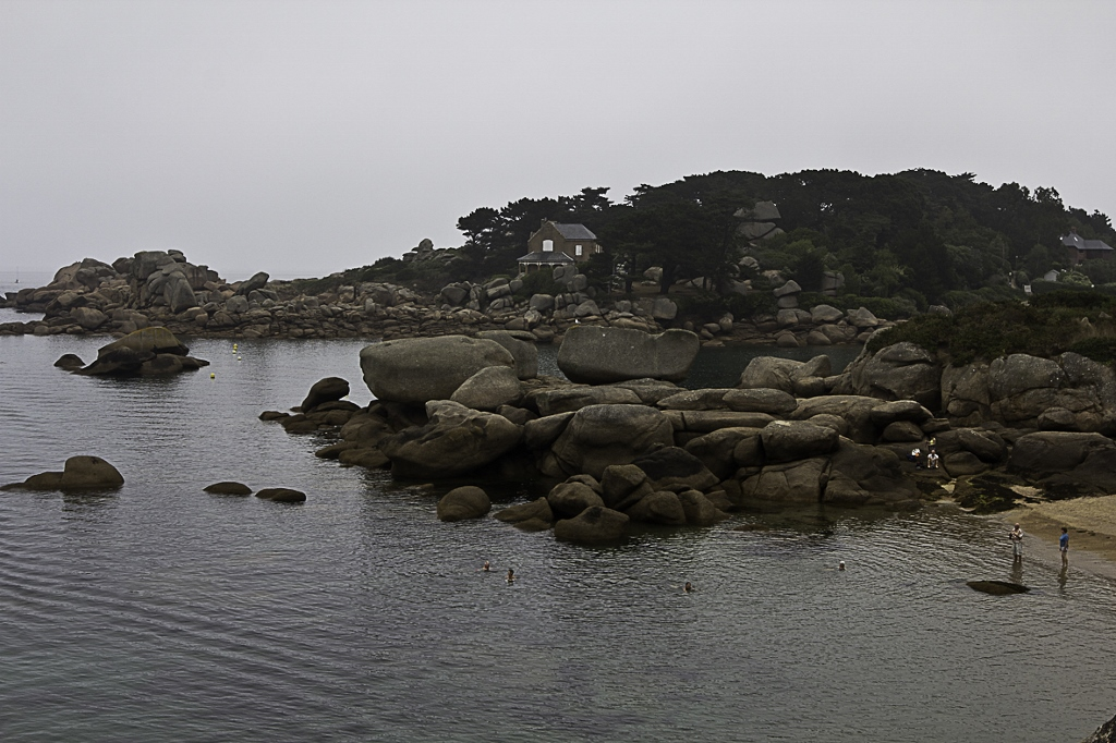 Küsten der Bretagne 4